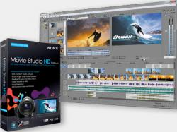 Sony Vegas: Movie Studio HD Platinum 10.0.179