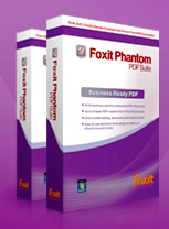 Foxit Phantom PDF Suite 2.0.0.0424 Portable