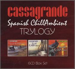 V.A. - Spanish Chill Ambient Trylogy (6 mixed CD's)