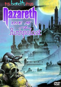 Nazareth - Live At The Rockpalast