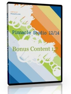 Pinnacle Studio Bonus Content 1.7
