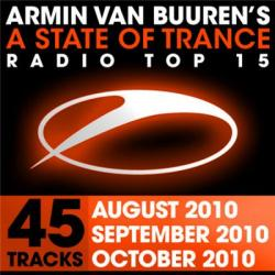 VA - A State Of Trance Radio Top 15 October, September, August