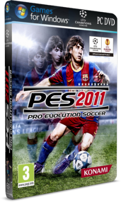 PESEdit.com 2011 Patch FIX 2.0.1 для Pro Evolution Soccer 2011