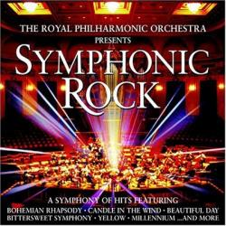 The Royal Philharmonic Orchestra - Symphonic Rock (2004)
