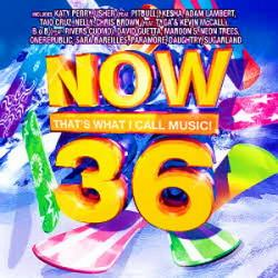 VA - Now Thats What I Call Music 36