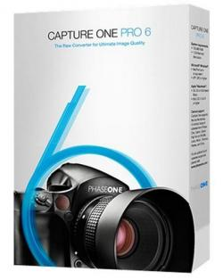 Capture One PRO 6.0.1.44939 32-bit/64-bit + RUS