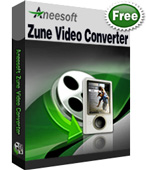 Free Zune Video Converter 1.0 RePack by SimOnuS