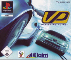 [PSone] Vanishing Point