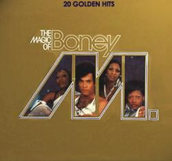 Boney M - The Magic Of Boney M (20 Golden Hits)