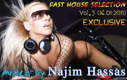 VA - Exclusive Fast House Selection Vol.5 mixed by Najim Hassas