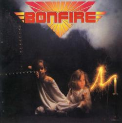Bonfire - Don't touch the light (1st press Germany)