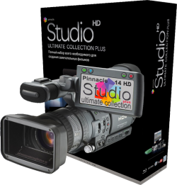 Pinnacle Studio 14 HD Ultimate Collection Plus 14.0.0.7255