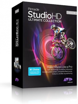 Pinnacle Studio HD Ultimate Collection 15.0.0.7593 Full