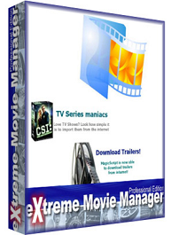EXtreme Movie Manager 7.1.1.1 Deluxe Edition