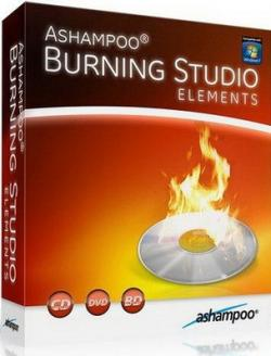 Ashampoo Burning Studio Elements 10.0.9 Portable