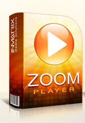 Zoom Player Home Free 8.00 RC1 Portable