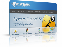 Pointstone System Cleaner 5.94c Portable