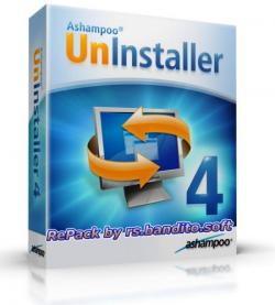 Ashampoo UnInstaller 4.22 RePack