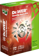 Dr.Web Security Space Pro 6.0.5.04110 32/64-bit