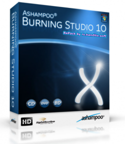 Ashampoo Burning Studio 10.0.15 RePack