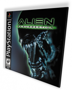 [PSХ-PSP] Alien Trilogy + Resurrection [2in1]