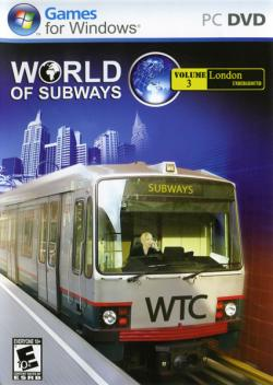 World of Subways Vol. 3: London Underground