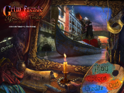 Grim Facade: Mystery of Venice - Collectors Edition