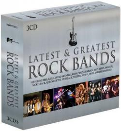 VA - Latest & Greatest Rock Bands (3CD)