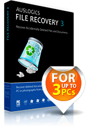 Auslogics File Recovery 3.1.0.0 RePack
