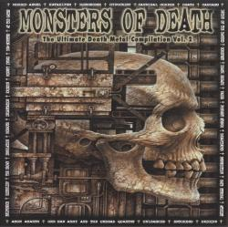 VA - Monsters Of Death Vol. 2 - Сборник клипов