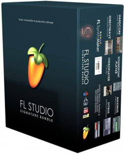 FL Studio 10.0.8 Producer Edition + Deckadance + Plugins RePack