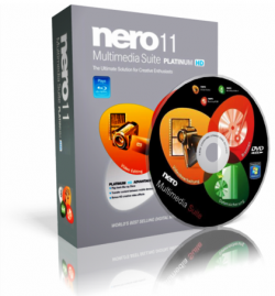 Nero Multimedia Suite Platinum HD 11.0.15500