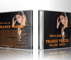 VA - Trance Voices - Gia's mix up 01.10.2011