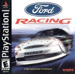 [PSX-PSP] Ford Racing
