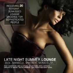 VA - Late Night Summer Lounge