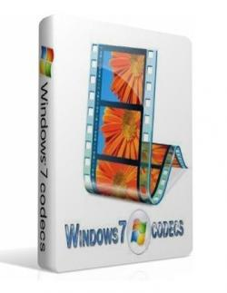 Windows 7 Codecs 3.4.6 + x64 Components addon 3.4.6 32/64-bit