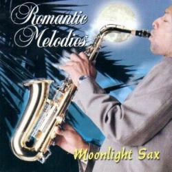 VA - Romantic Melodies Moonlight Sax