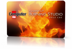 Ashampoo Burning Studio 2012 CBE 11.0.4.20 RePack + Portable