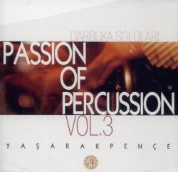 Yasar Akpence - Passion Of Percussion vol. 3