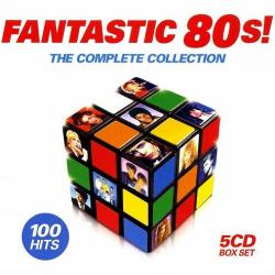 VA - Fantastic 80s The Complete Collection