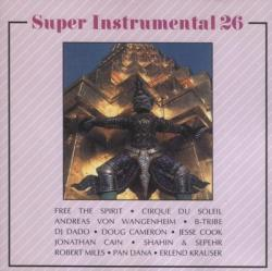 VA - Super Instrumental Collection Vol 26