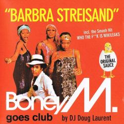 Boney M - Barbra Streisand Boney M. Goes Club