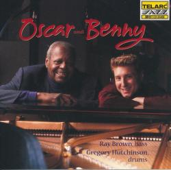 Oscar Peterson & Benny Green - Oscar And Benny