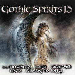 VA - Gothic Spirits 15 (2 CD)