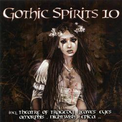 VA - Gothic Spirits 10 (2 CD)