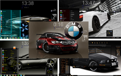 Car pack 2013 для Windows 7, 8 / Themes for Windows 7, 8