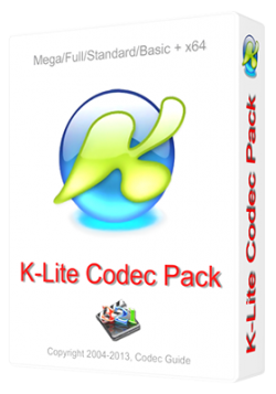 K-Lite Codec Pack 9.9.0 Mega/Full/Standard/Basic + x64 32/64-bit