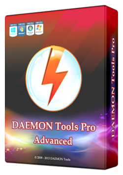 DAEMON Tools Pro Advanced 5.3.0.0359 RePack