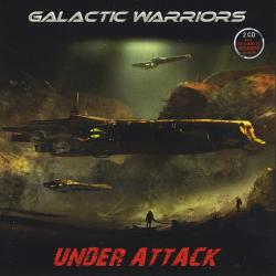 Galactic Warriors - Under Attack (2CD)