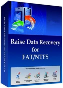 Raise Data Recovery for FAT/NTFS 5.10.1 Portable